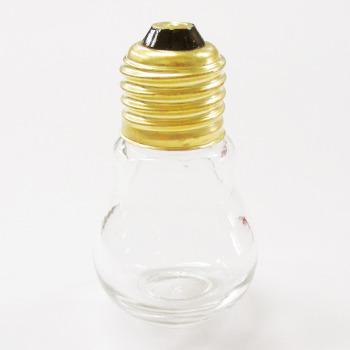 ガラスバルブボトル